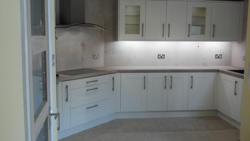 benchmarx eden kitchen upgrade complete apart from tiling. Black Bedroom Furniture Sets. Home Design Ideas